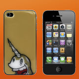 Narwhal iPhone 4/4S Jelliskin