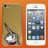 Narwhal iPhone 5 Jelliskin
