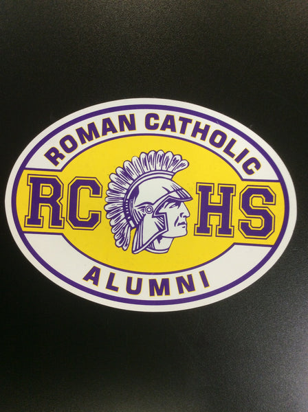 Car Magnet - Alumni