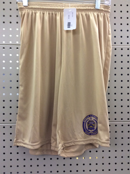School Seal - Mesh Shorts
