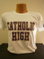 Catholic High SS Tee