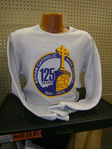 125th Anniversary Seal Crew Sweatshirt