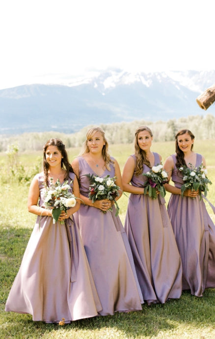 Bridesmaid dress: Tips and advice