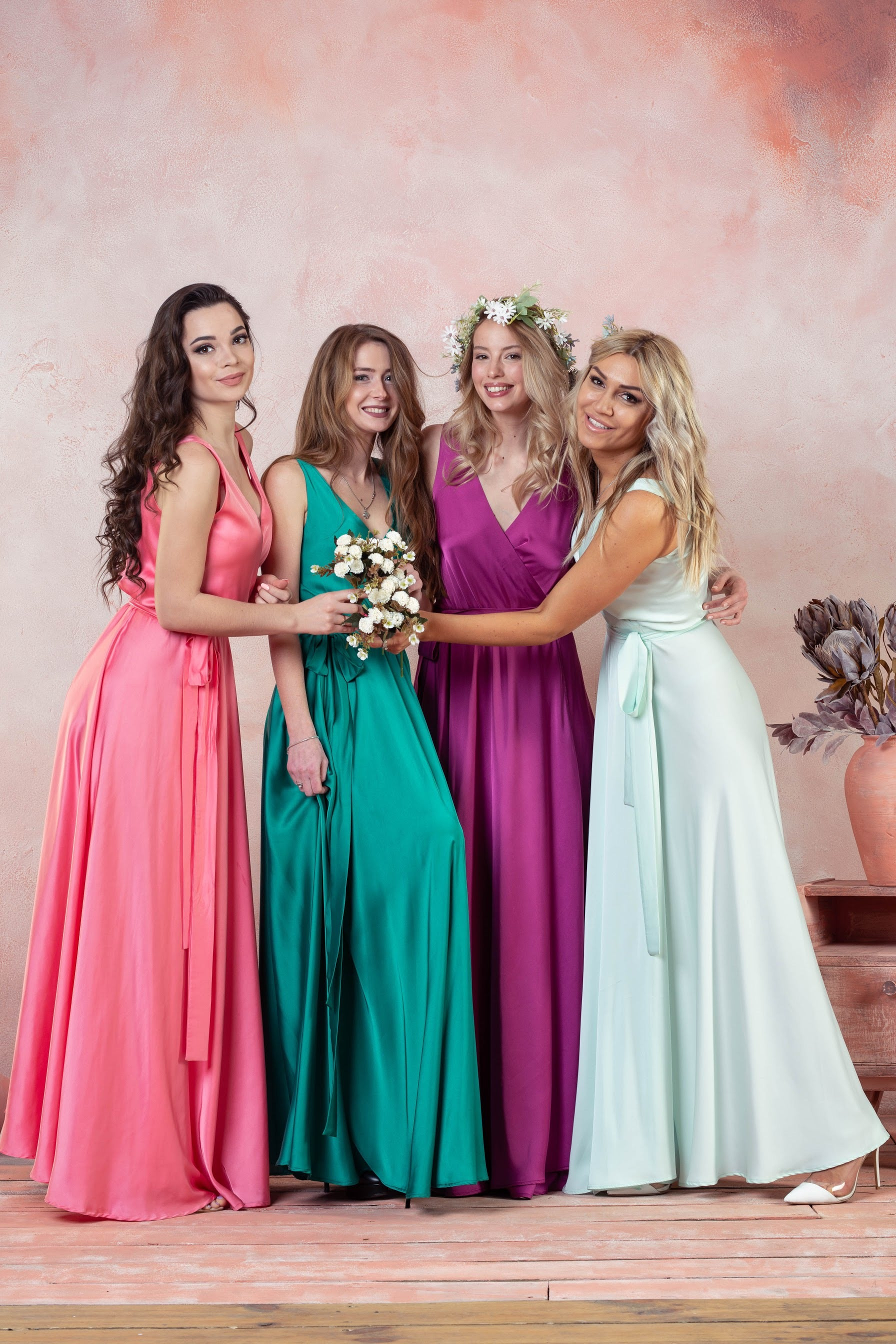 Shopping and choosing the right bridesmaid dress