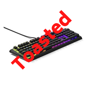SteelSeries Apex M750 RGB Mechanical Gaming Keyboard - Aluminum Frame - RGB LED Backlit - Linear & Quiet Switch - Discord Notifications