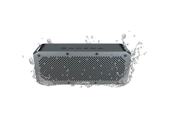 JLAB CRASHER XL SPLASHPROOF BLUETOOTH SPEAKER