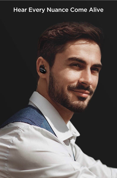 1MORE Stylish True Wireless in-Ear Headphones - Bluetooth