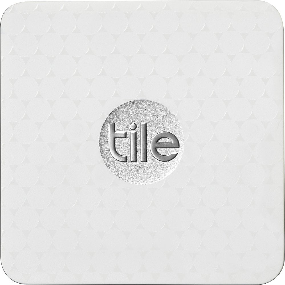 Tile Slim - Phone Finder. Wallet Finder. Item Finder - 2-Pack w/ adhesives