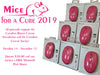 Mice for a Cure 2019 Raised $300.00 for Cancer Research