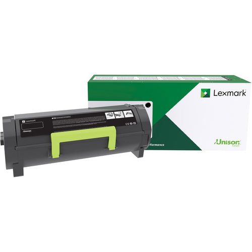Lexmark MS/MX317/417/517/617 Return Program Toner Cartridge, Black, High Yield (51B1H00)