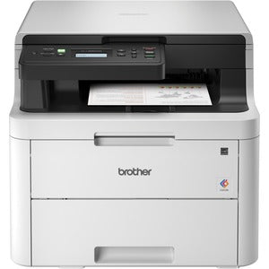Brother HL HL-L3290CDW Laser Multifunction Printer - Color - Copier/Printer/Scanner - 25 ppm Mono/25 ppm Color Print