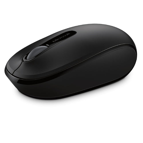 MICROSOFT WIRELESS MOBILE MOUSE 1850  EN+ BLACK