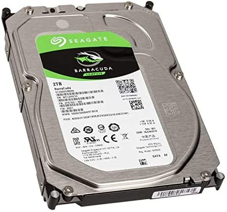 Seagate ST2000DM008 Hard Drives 2000 256 MB Cache 3.5""