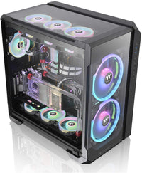 Thermaltake View 51 Motherboard Sync ARGB E-ATX Full Tower Gaming Computer Case
