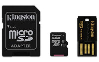 Kingston microSDXC Card - 64GB