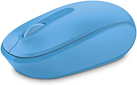 MICROSOFT WIRELESS MOBILE MOUSE 1850  EN+ CYAN