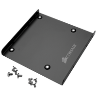 Corsair SSD Mounting Bracket Kit 2.5-Inch to 3.5-Inch Drive Bay