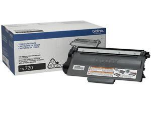 Brother TN720 Standard-Yield Black Toner Cartridge