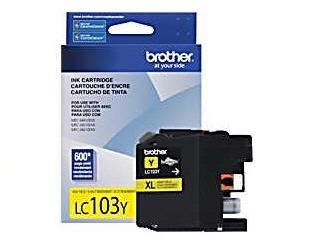 BROTHER INK CARTRIDGE LC103YS