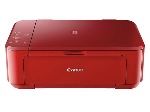CANON PIXMA MG3620 PRINT COPY SCAN WIRELESS PRINTER - RED