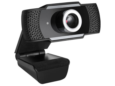ADESSO 1080P MANUAL FOCUS WEBCAM MICROPHONE