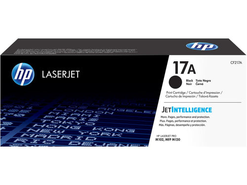 HP 17A (CF217A) Black Original LaserJet Toner Cartridge