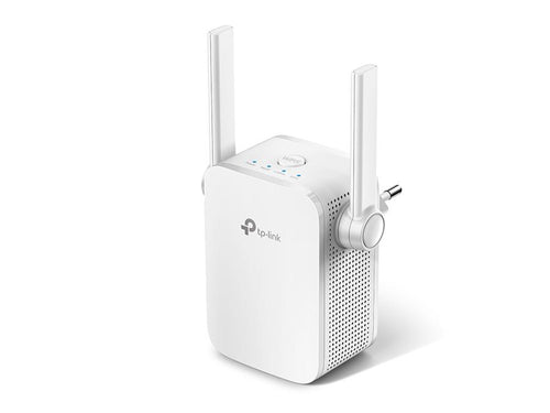 TP-Link AC1200 Wi-Fi Range Extender, Wall Plugged