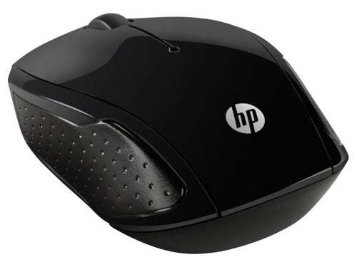 HP 200 BLACK WIRELESS MOUSE BIL