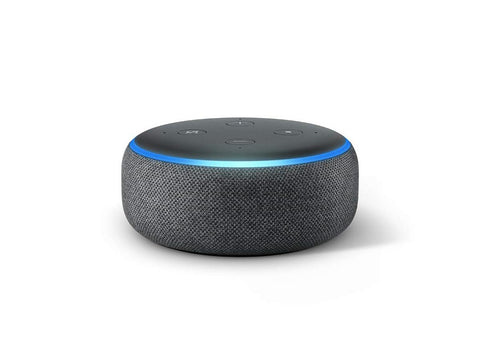 Amazon ECHO DOT (GEN 3) - Charcoal with Alexa