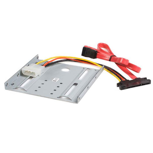 STARTECH 2.5IN SATA HARD TO 3.5IN DRIVE BAY MOUNTING KIT