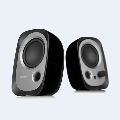 Edifier R12U Multimedia Speakers - Black