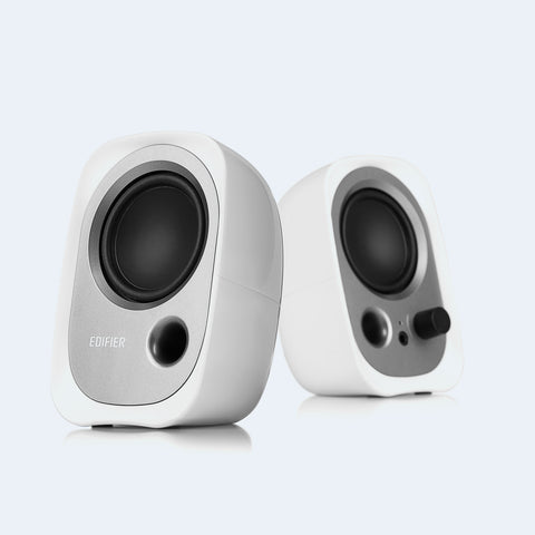 Edifier R12U Multimedia Speakers - White