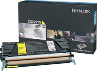 Lexmark Yellow Toner Cartridge (C5220YS)