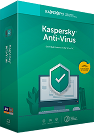 KASPERSKY ANTIVIRUS 2020 3-USER 18 MONTHS BIL DOWNLOAD