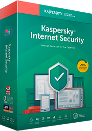 KASPERSKY INTERNET SECURITY 2020 3-USER 12 MONTHS BIL DOWNLOAD