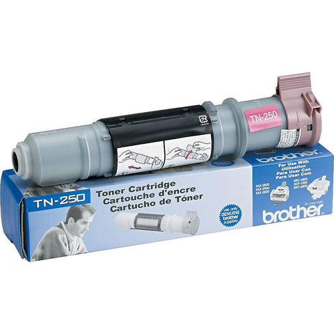 Brother TN-250 Black Toner Cartridge