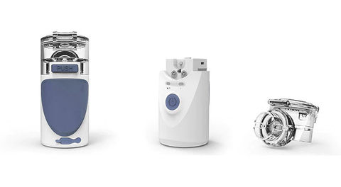 Portable Ultrasonic Steaming Nebulizer