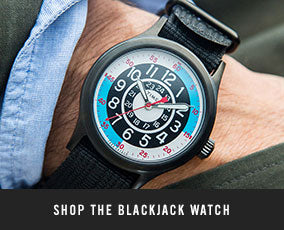 Blackjack Watch