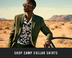 Camp Collar Shirts