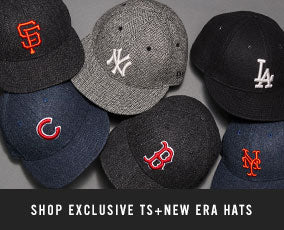 T.S. + New Era Hats