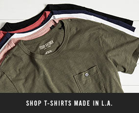 T-Shirts made in Los Angeles