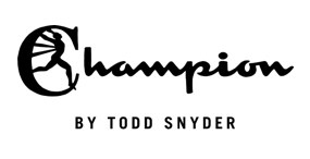 Champion by Todd Snyder logo