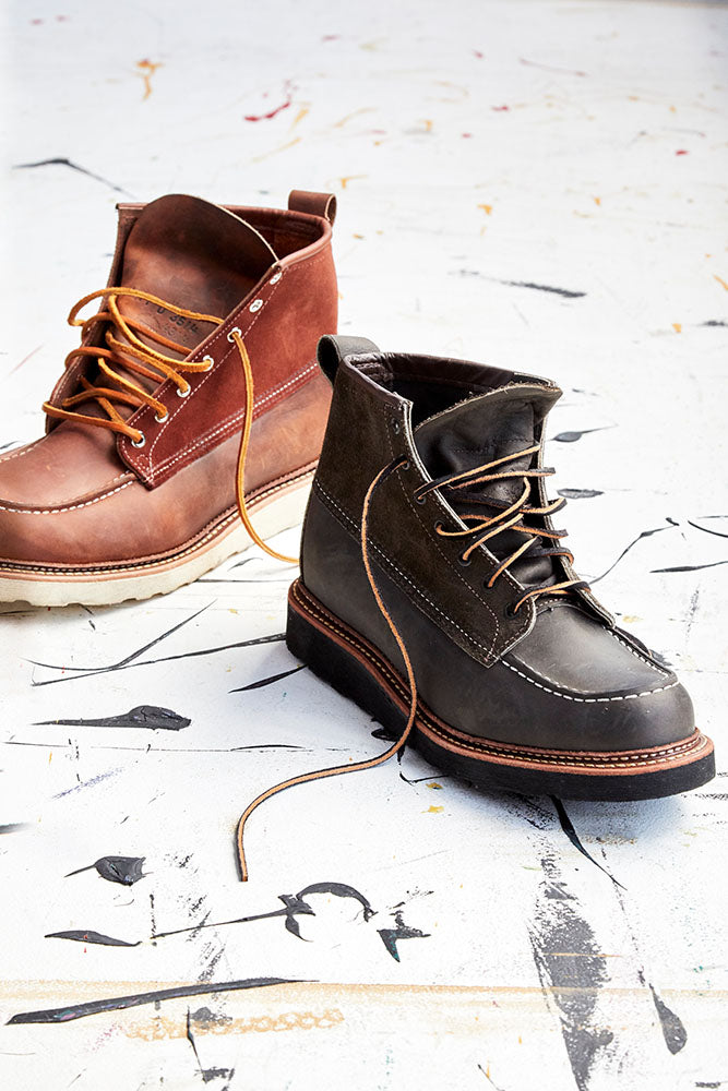 64f34a356fe The partnership with Red Wing Shoes is especially meaningful. Todd has been  wearing Red Wings since the 1990s and remains a devotee of the  American-made ...