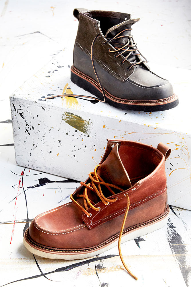 The partnership with Red Wing Shoes is especially meaningful. Todd has been  wearing Red Wings since the 1990s and remains a devotee of the American-made  ... 5f960946853