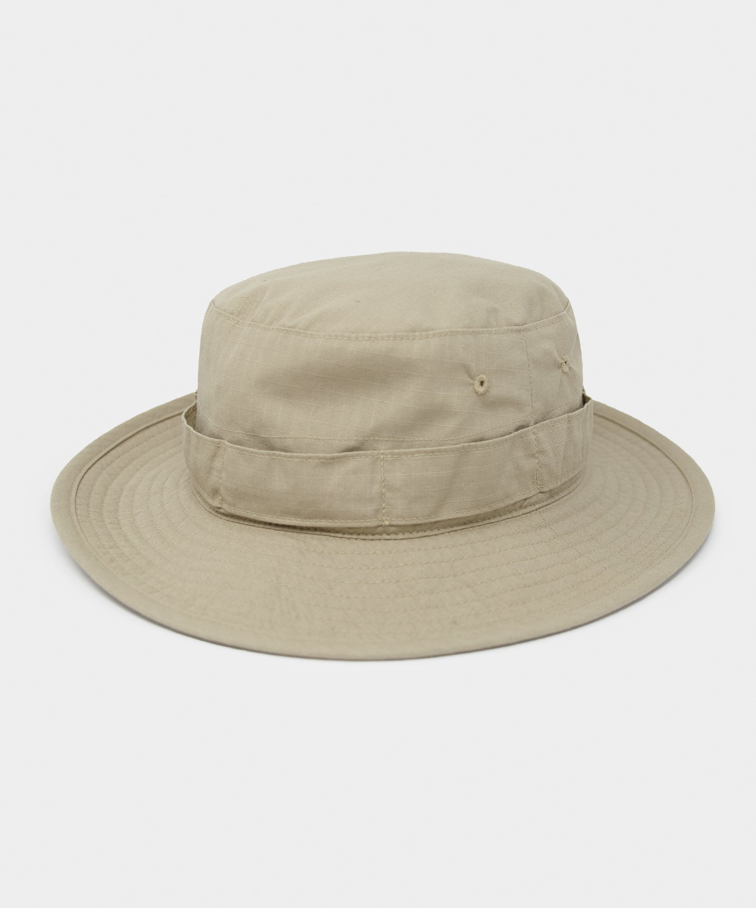 Câbleami Rip-stop Bush Hat in Beige