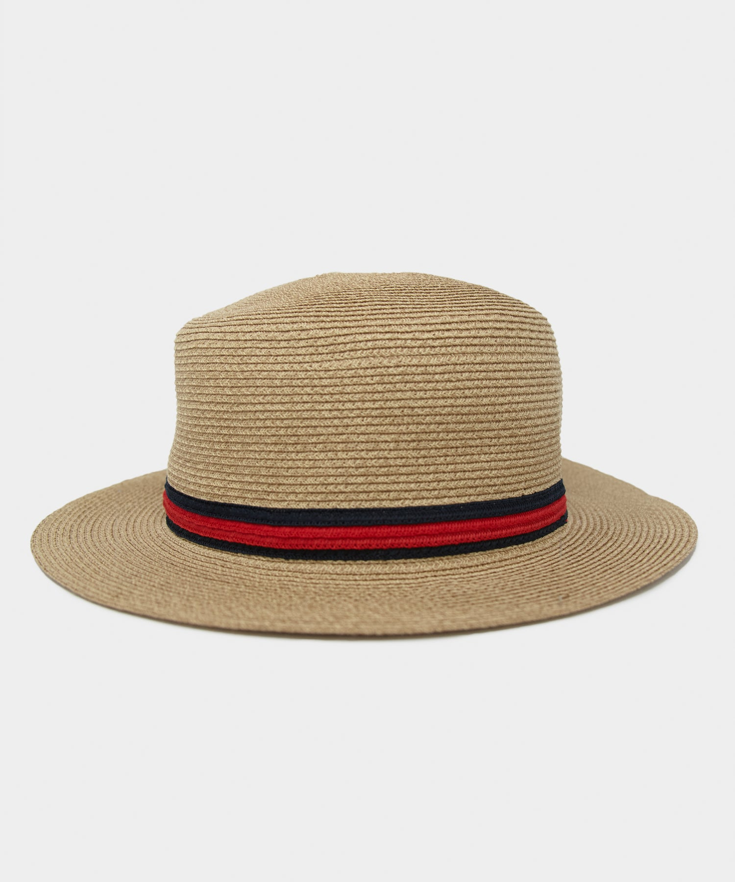 Câbleami Cotton Braid Bucket Hat in Beige