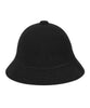 Kangol Bermuda Casual Bucket Hat in Black Alternate Image