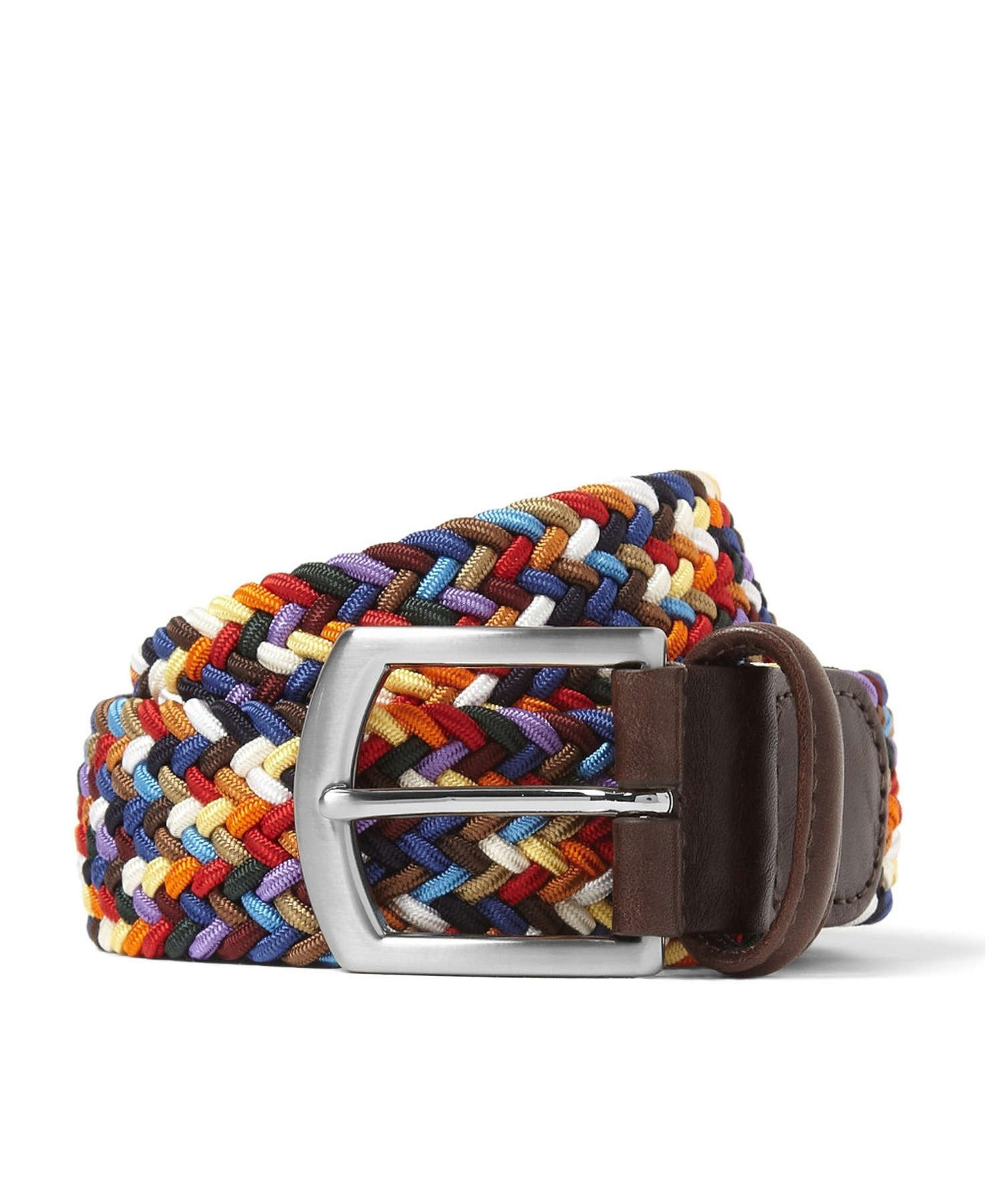 Anderson's Multi Color Woven Belt