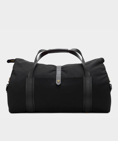Mismo M/S Explorer Duffle Bag in Black