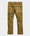 Made in New York Japanese Cotton Camp Cargo in Olive